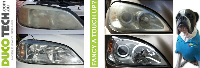 NEWCASTLE MOBILE CAR HEADLIGHT RESTORATION