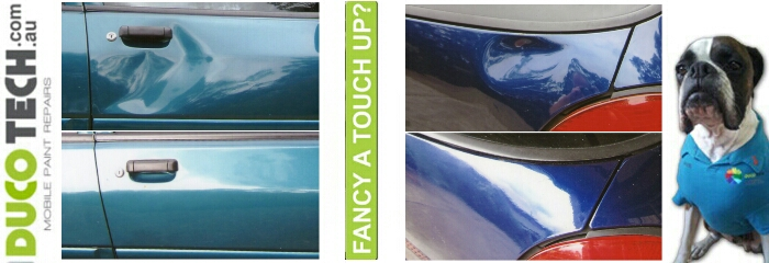 NEWCASTLE MOBILE PAINTLESS DENT REMOVAL