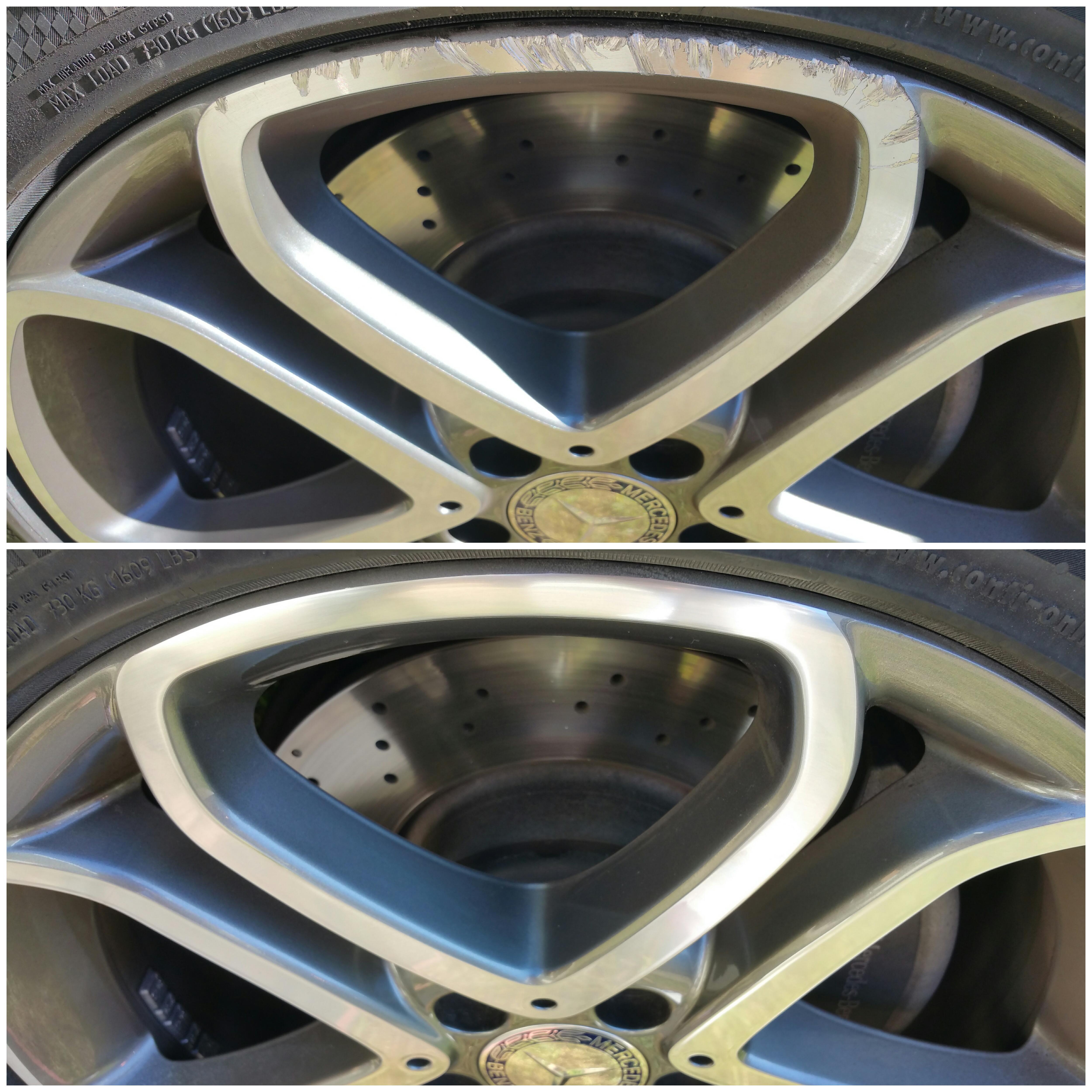 Sunshine coast car scratch repair