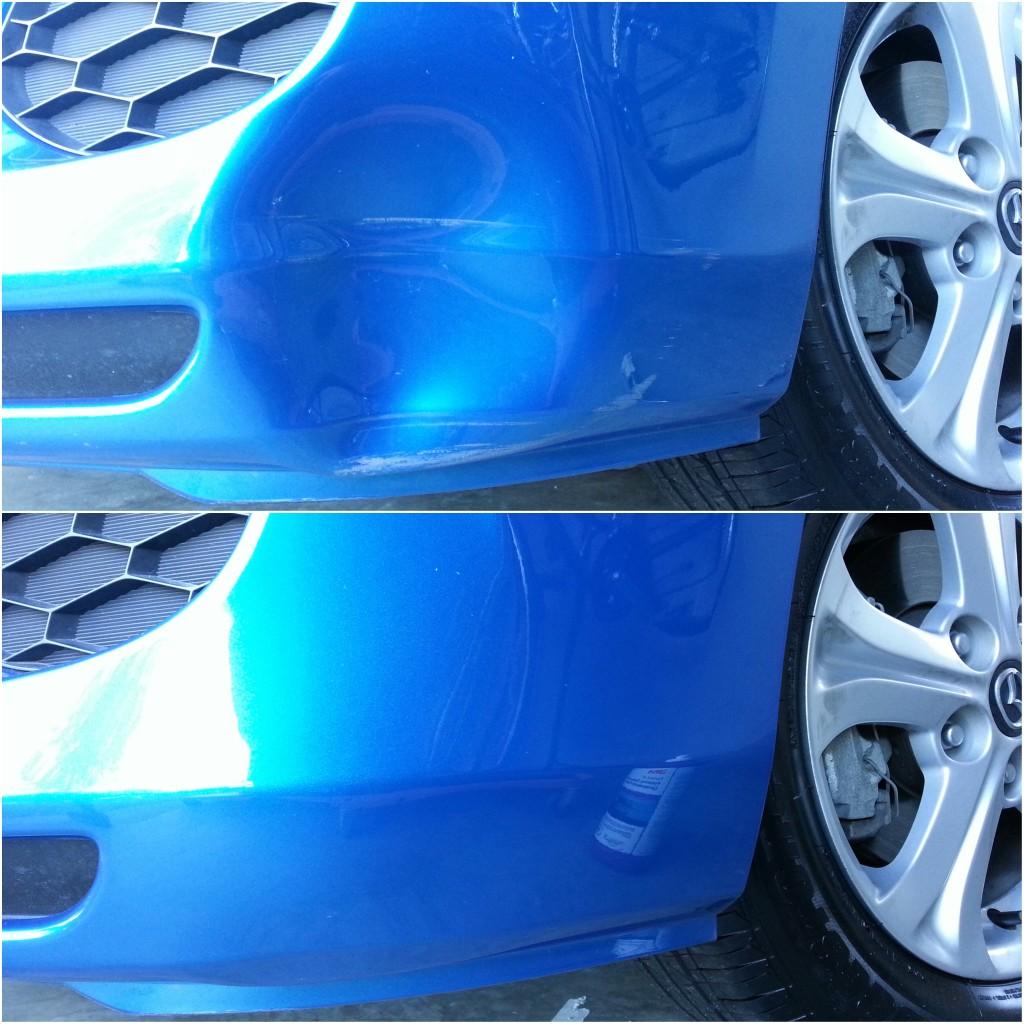 Car Scratch repairs onsite
